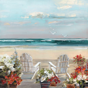 Summer Seabreeze Canvas Art