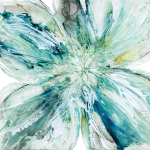 Blossom Bursts Canvas Art