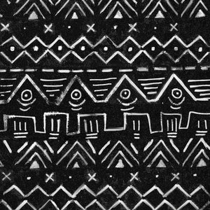 Mudcloth Patterns I Canvas Art