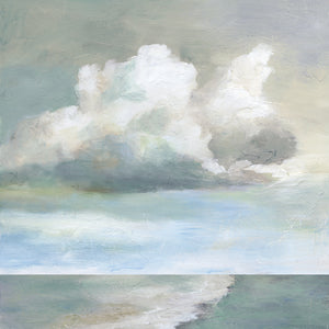 Cloudscape IX Canvas Art