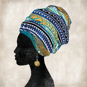 Gele II Canvas Art