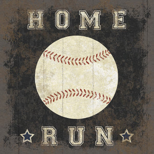 Home Run Canvas Art
