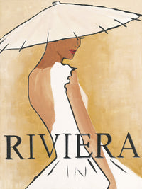 Riviera Canvas Art