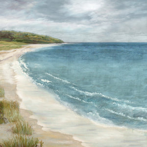 Shoreline Stroll Canvas Art