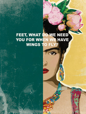 Wings to Fly Canvas Art