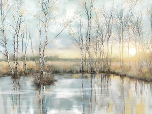 Calm Reflections Canvas Art