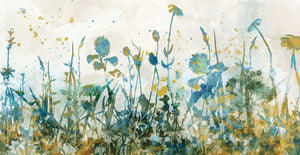 Meadow Flowers Canvas Art