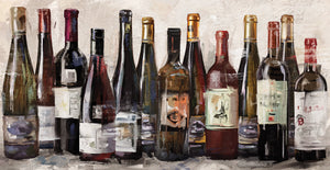 Vinology Canvas Art