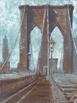 Brooklyn Bridge Canvas Art