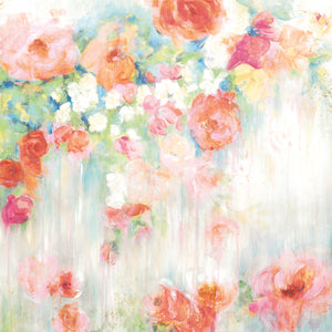 Flower Garden Canvas Art