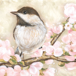Sweet Bird Canvas Art