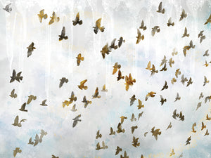 In Flight Canvas Art