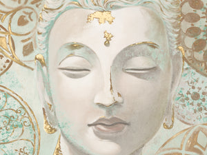 Gautama Buddha Canvas Art
