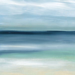 Calm Seas Canvas Art