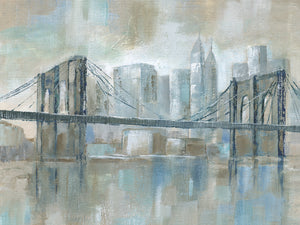 East River Wonder Canvas Art