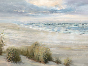 Seashore Serenity Canvas Art