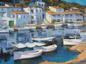 Cala Figuera Canvas Art