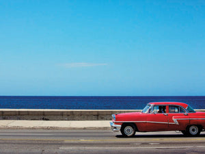 Malecon II Canvas Prints