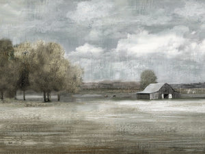 Country Quiet Canvas Art