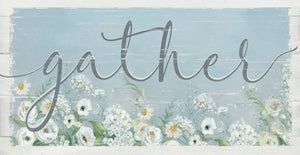 Gather Garden Canvas Art