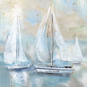 Sail Afar Canvas Art