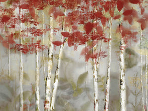 Autumn Forest Canvas Art