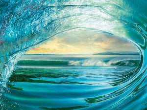 Big Wave Canvas Art