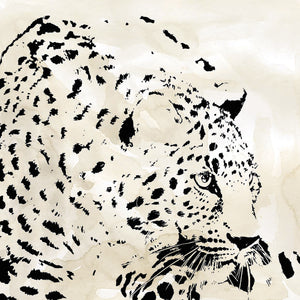 Leopard Spot IV Canvas Art