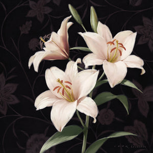 Lily Elegante Canvas Art