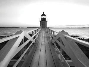 Marshall Point Lighthouse Canvas Art
