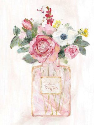 Perfume Bouquet I Canvas Art