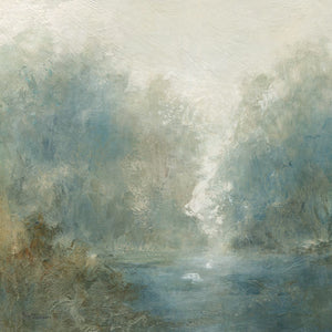 Quiet Mist Canvas Art