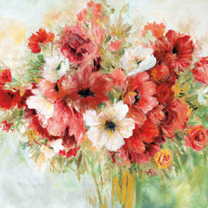 Spring Passion Canvas Art
