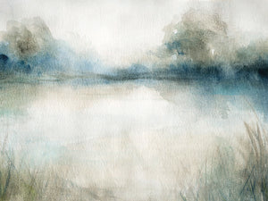 Still Evening Waters I Canvas Art