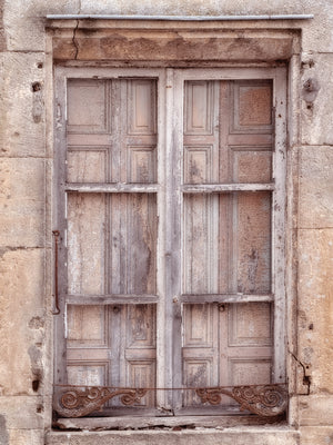 French Window I Canvas Art
