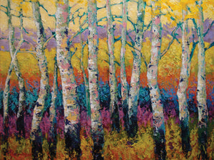 Autumn Layers Canvas Art