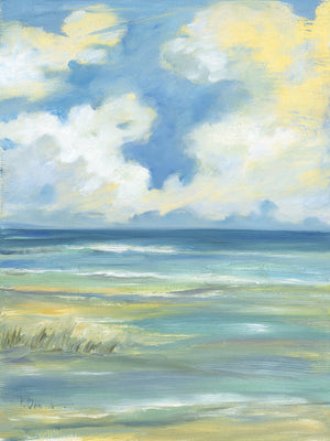 Beach Simplicity Canvas Art