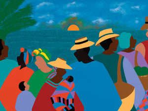Summertime Porgy & Bess Canvas Art