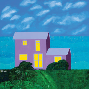 The Caicos Canvas Art
