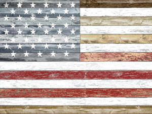 American Timber Canvas Art