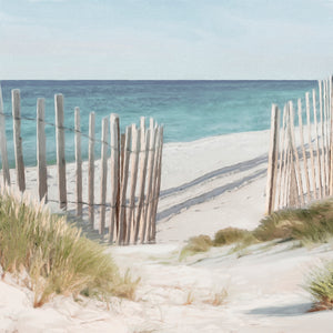 Coastal Retreat Walk Canvas Art