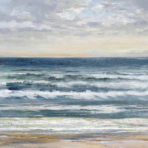 Seascape Skies Canvas Art