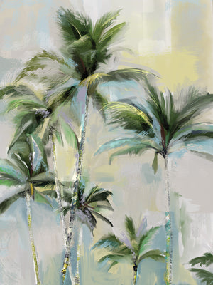 Beach Breeze Canvas Art