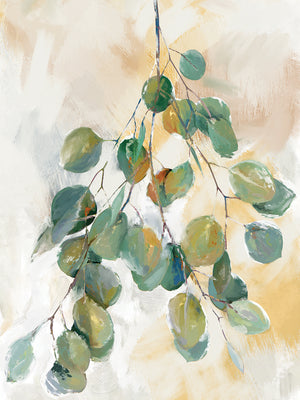 Eucalyptus I Canvas Art