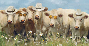 Mootastic Canvas Art