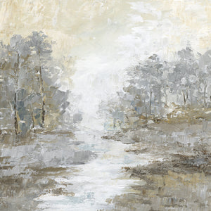 Babbling Brook I Canvas Art