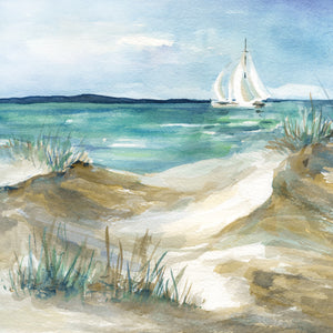 Come Sail Home Canvas Art