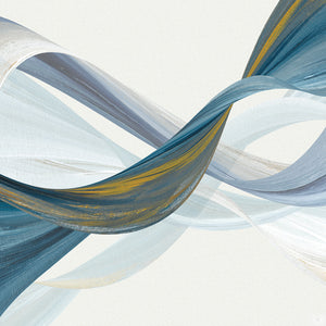 Changing Currents II Canvas Art