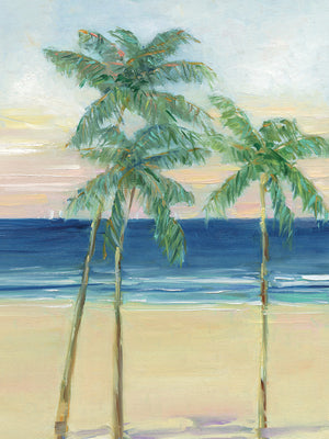 Paradise Palm Canvas Art