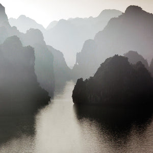 View of Halong Bay Canvas Art